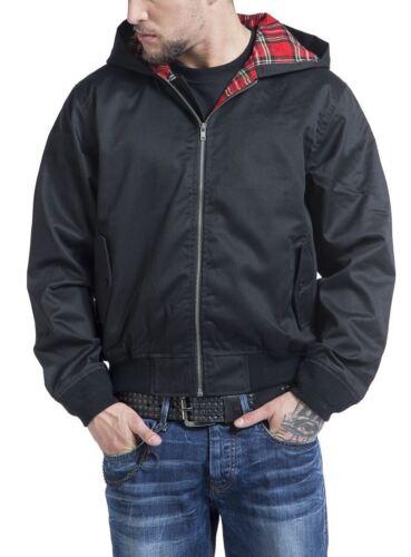 Military Hood Man Jacket Brandit Bomber Lord Canterbury gyYvbf76