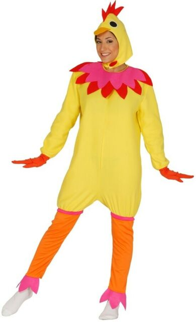 Easter-World Book Day-Farmyard YELLOW UGLY DUCKLING Child/'s Fancy Dress Costume