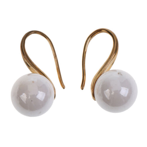 Wholesale Lots of 5 pairs Ball Big Imitation Pearl Earrings Ear Drop jewelry