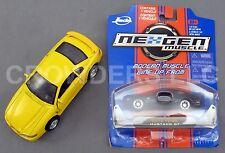 Speedy Power '98 Yellow Cobra & NexGen Modern Muscle '10 Black Mustang GT Ford