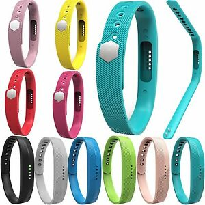 Silicone Wrist Strap Bracelet Band For Fitbit Flex 2 All-Day