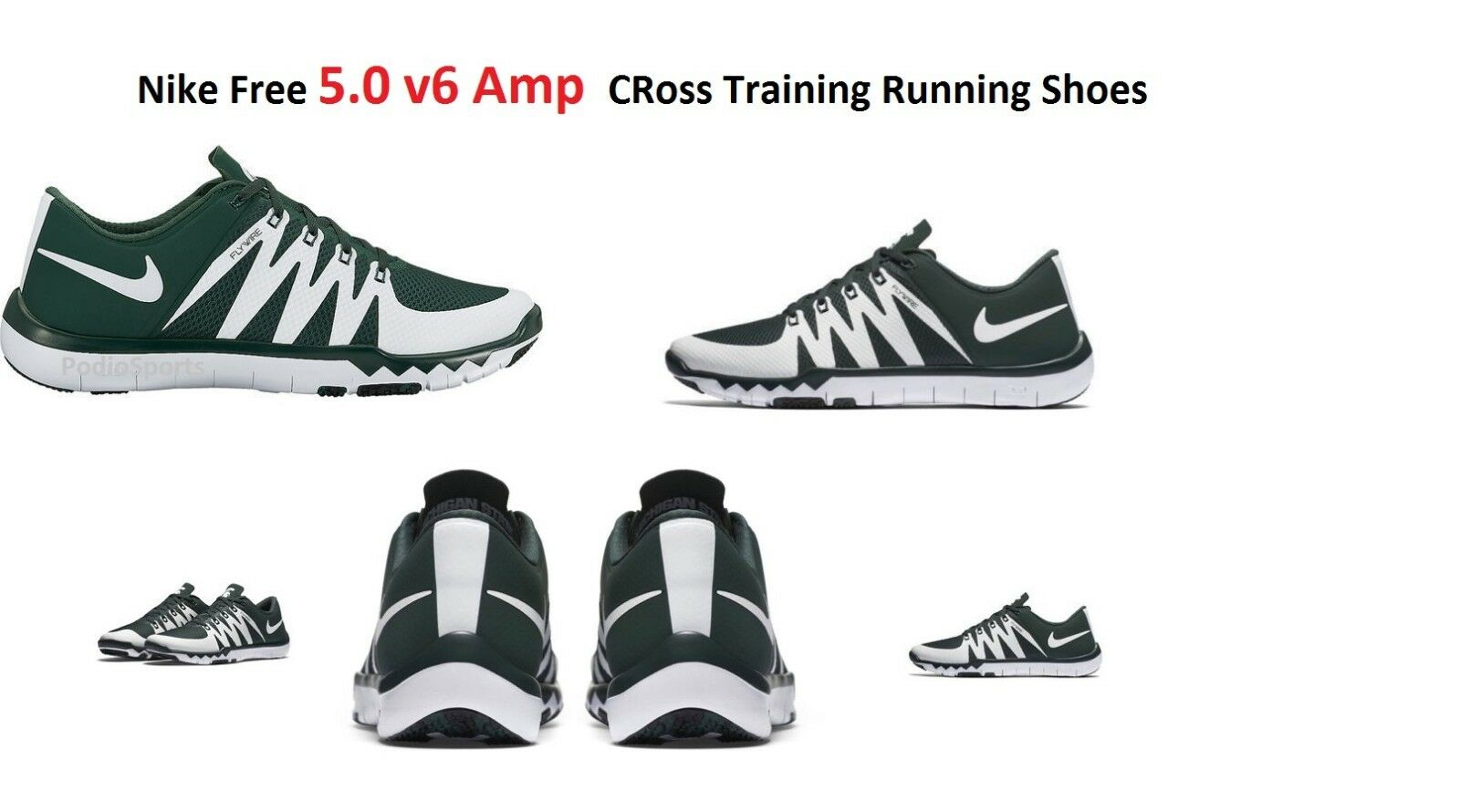 NEW Nike-Free-5-0-v6-AMP-CRossTraining-Shoes-Runners- 723939 300  Cheap and fashionable