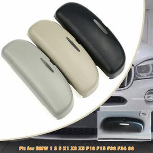 Holder Occhiali Da Sole CASE For Auto For BMW 1 3 5 Serie X1 X3 F25 X5 F10 F11 F18 F80 F20 F21 F32 F33 F35 F48 Porta occhiali per auto Color : Black