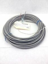 """NEW! RTD-PT100 THERMOCOUPLE  3/16"""" D x 2"""" DE Long x 50FT ARMORED CABLE (B161)"""