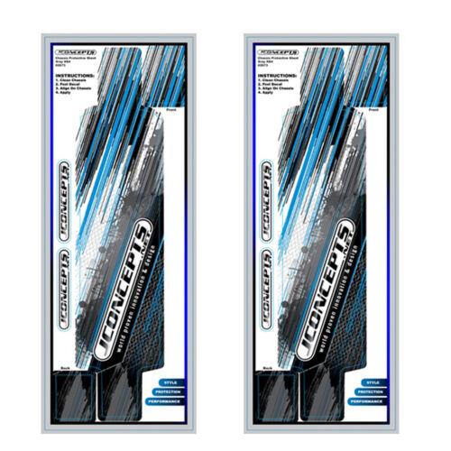 Jconcepts 2673-XB4 Châssis Feuille De Protection graphique Striker estampée