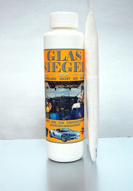 250ml Glassiegel,nanoversiegelung Glasversiegelung  Regenabweiser Politur