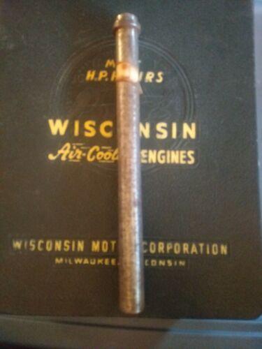 Wisconsin Pushrod Tube LJ392A NOS