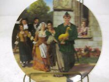 Die Goldene Gans Collectible Plate 1984 Limited Edition #4371 Konigszelt Bayern