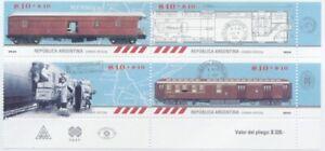 2016 Argentina  - Argentinische Postwagen