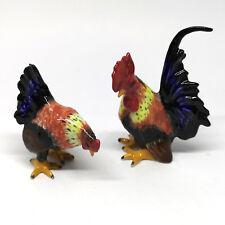 August Grove Houpt Chicken 2 Piece Figurine Set For Sale Online Ebay