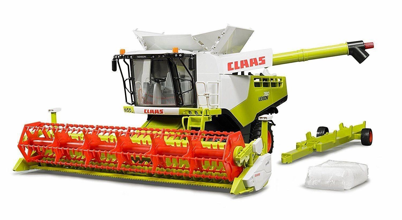 Bruder -  Claas Lexion 780 Terra Trac Combine Harvester