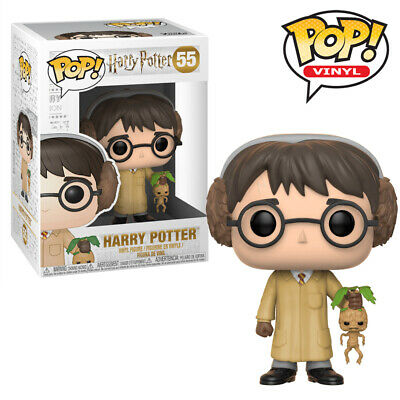 MOVIES HARRY POTTER FUNKO POP HARRY POTTER HERBOLOGY 55 29496 VINYL FIGURE