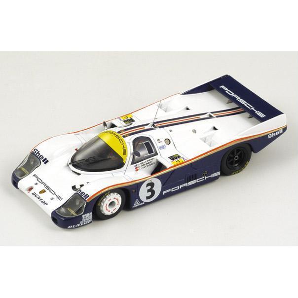 SPARK Porsche 956 rougehmans  3 Winner Le Mans 1983 1983 1983 Holbert – Haywood 43LM83 1 43 17103e