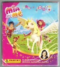 Mia and Me Panini Box  50 packets pochettes bustine tüten  figurine