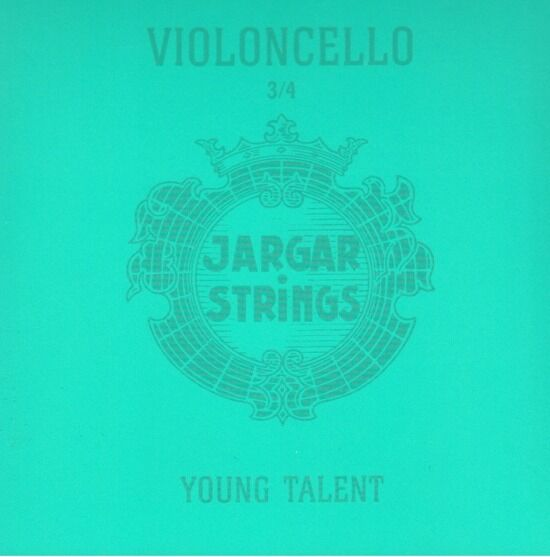 Genuine Jargar Cello String Set  3 4 --Young Talent