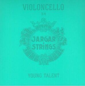 Special A Medium Genuine Jargar Cello  String Set 4//4