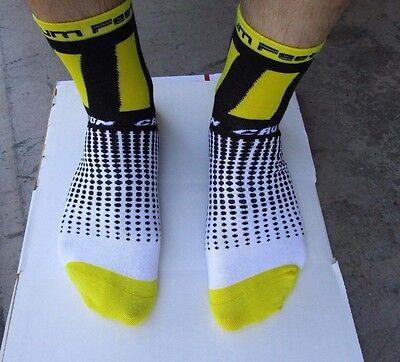 MD AXO Podium Feet short COOLMAX Cycling socks adult BLOCK DRIP size SM