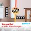 LIVOLO-ZigBee-WLAN-Lichtschalter-SmartHome-Glas-Touch-amp-Steckdosen-USB-uvm-WEISS Indexbild 7