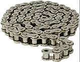 #120 120-1R Heavy duty Roller Chain 10 Feet With Connecting Link