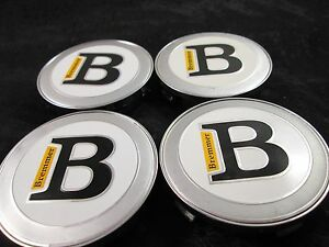 B-BREMMER-UNKNOWN-CUSTOM-WHEEL-CENTER-CAPS-BR-K68T-FOR-4-CAPS