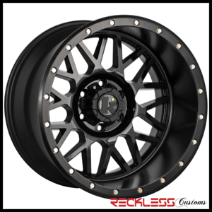 klutch 20x12 kt02 5x127 49 black offroad wheels rims fits jeep Jeep YJ 2.5L details about klutch 20x12 kt02 5x127 49 black offroad wheels rims fits jeep wrangler sport
