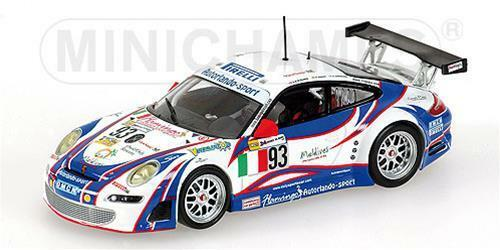 Porsche 911 Gt3-Rsr Autorlando Le Mans 2007 400076793 1 43 Modellino Diecast