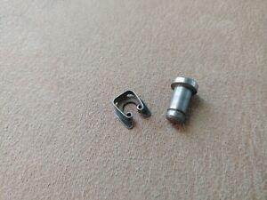 NICE ORIGINAL PORSCHE 944 968 924S PARKING BRAKE EXPANDING BOW MOUNTING PIN CLIP