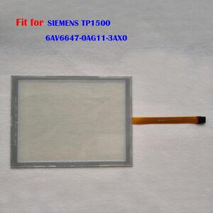 Protective Film for SIEMENS TP1500 6AV6647-0AG11-3AX0 Touch Screen Glass