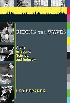 1 of 1 - Riding the Waves: A Life in Sound, Science, and Industry-ExLibrary