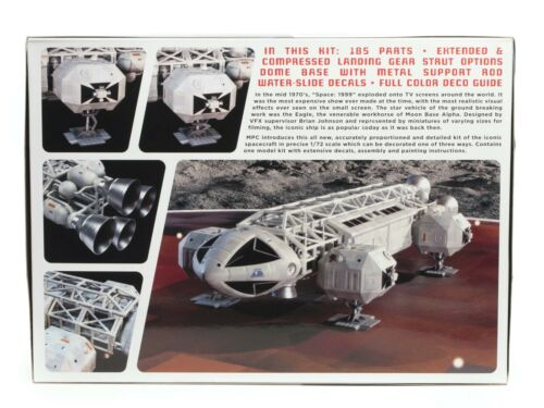 Space 1999 1//72 Scale Eagle ALL NEW KIT from MPC//Round 2 14 inches MPC913