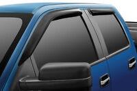 2001 - 2004 Ford F150 Super Crew Slim Tape-on Vent Visors