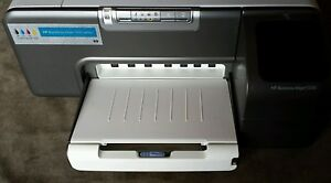 Details about HP Business Inkjet 1200 Printer w/ Duplexer **Paper Feed Jam  Error AS-IS *NO AC