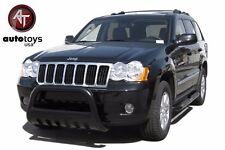 ATU 2008-2010 Jeep Grand Cherokee Black Bull Bar Brush Bumper Guard