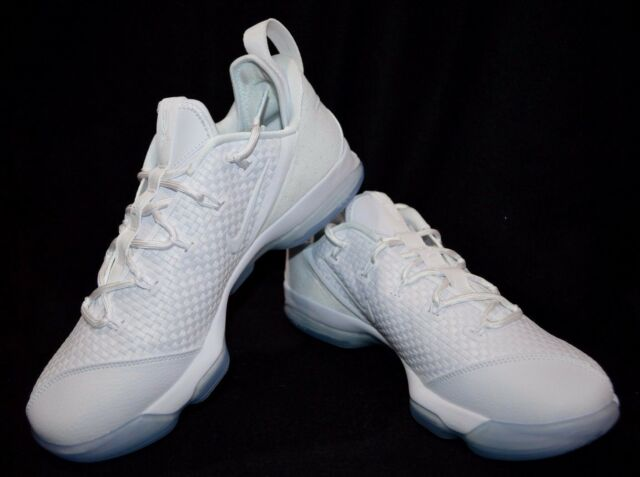 f5367831775 Nike LeBron XIV Low White Ice Men s Basketball Shoes - Assorted Sizes NWB