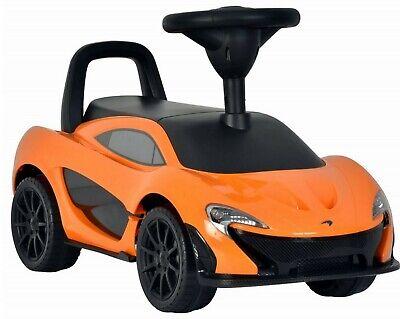 McLaren P1 Rutschauto Kinderauto Bobby Car Schub Rutscher Kinderfahrzeug 372A