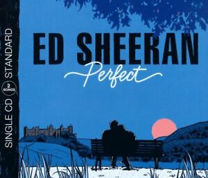 ED-SHEERAN-PERFECT-2-TRACK-CD-SINGLE-NEW