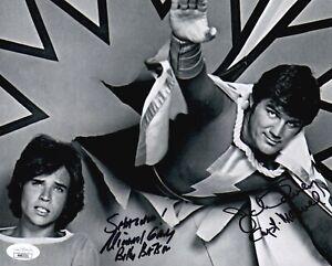 MICHAEL-GRAY-amp-JOHN-DAVEY-Hand-Signed-SHAZAM-1974-Autograph-8x10-Photo-JSA-COA