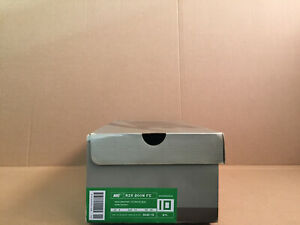 Nike-Air-Zoom-FC-Empty-Replacement-Shoe-Box-Size-10-Deep-Cardinal-Atlantic-Blue