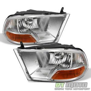 2009-2010-2011-2012-2013-2014-2015-2016-2018-Dodge-Ram-1500-2500-3500-Headlights
