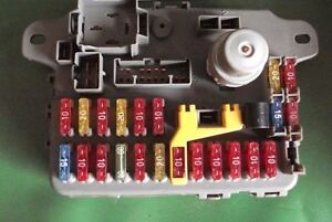 land rover discovery 300tdi fuse box amr1552 ebay. Black Bedroom Furniture Sets. Home Design Ideas