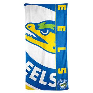 Parramatta-Eels-NRL-Beach-Bath-Gym-Towel-Fathers-Day-Christmas-Gift