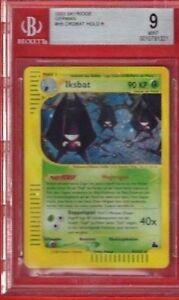 PSA 9.0? Crobat H5/H32 Deutsche Karte BGS CCG 3 Pokemon Skyridge Holo Iksbat
