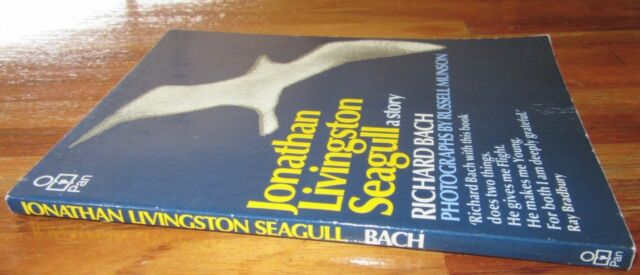 Jonathan Livingtone SEAGULL: A Story Richard Bach. 1973 sc Pan  UNopened in MELB