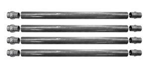 Details about QUARTER-MAX Pro Series 4-Link Bar Kit, 1-1/4