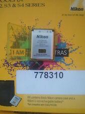 Nikon Coolpix EN-EL19 BATTERIA, S2, S3, S4 S3100 S3200 S3300 S4100 / 4150/4200 / 4300