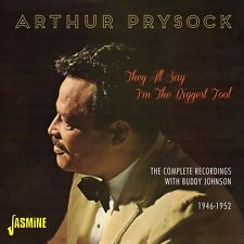 Arthur Prysock - They All Say I'm the Biggest Fool: Complete Recordi [New CD] UK