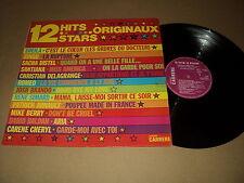 "COMPIL 33 TOURS LP 12"" FRANCE SHEILA RINGO ROMEO RENE SIMARD CARENE CHERYL"
