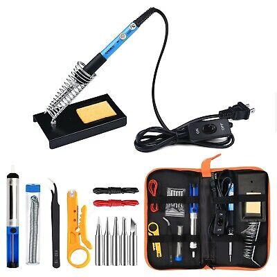 Termostato Digital Soldador USB Temperatura Ajustable Juego De Pistola De Soldadura El/éCtrica Para Mantenimiento Electr/óNico