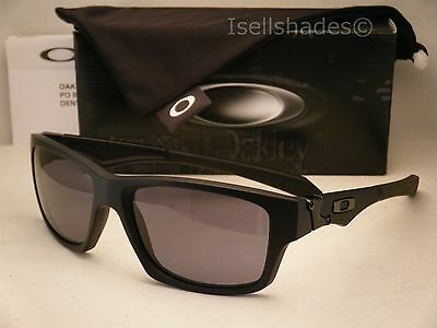 Oakley Jupiter Squared Matte Black w Grey Lens NEW Sunglasses (oo9135-25)