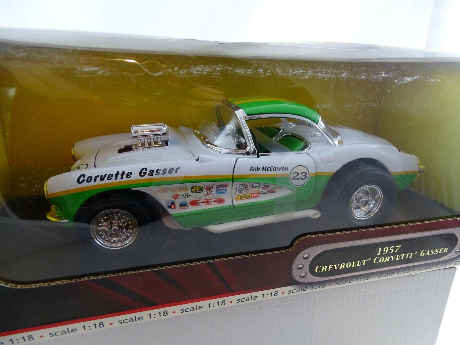 gran descuento 1 18 Road Signature  92019 1957 Chevrolet Corvette Corvette Corvette gasser  23 - rareza §  bajo precio del 40%